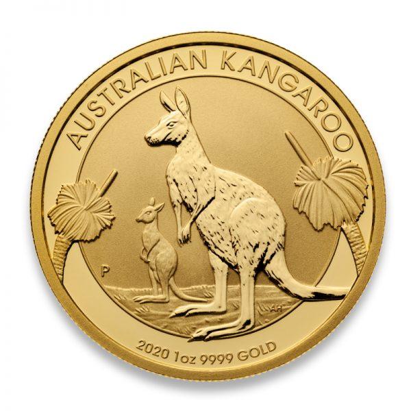 1 oz Australian Gold Kangaroo Gold Coin .9999