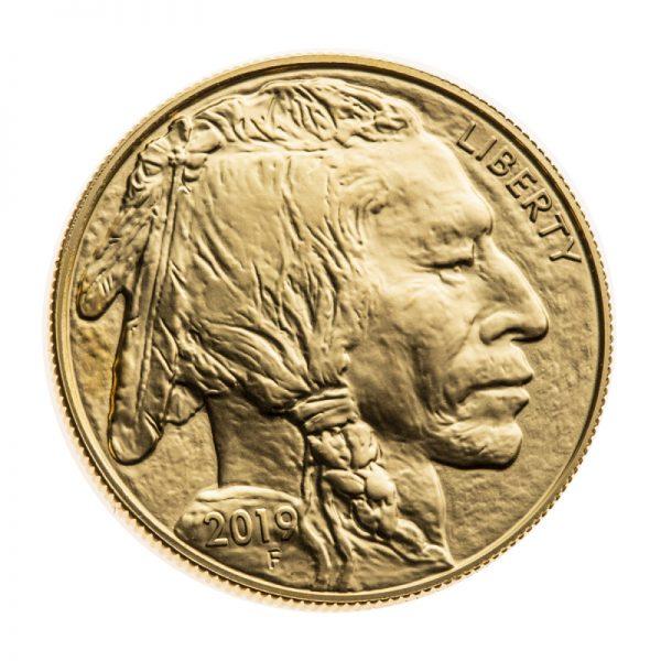 UNITED STATES GOLD BUFFALO 1 OZ .9999