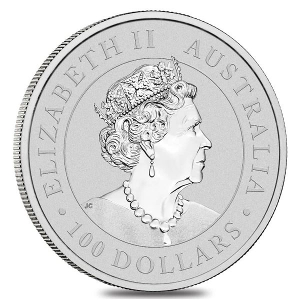 1 oz Platinum Australian Kangaroo Random Year Coin